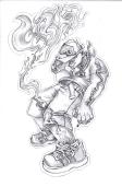 cannabis_sketch_2005_by_wagnermm19